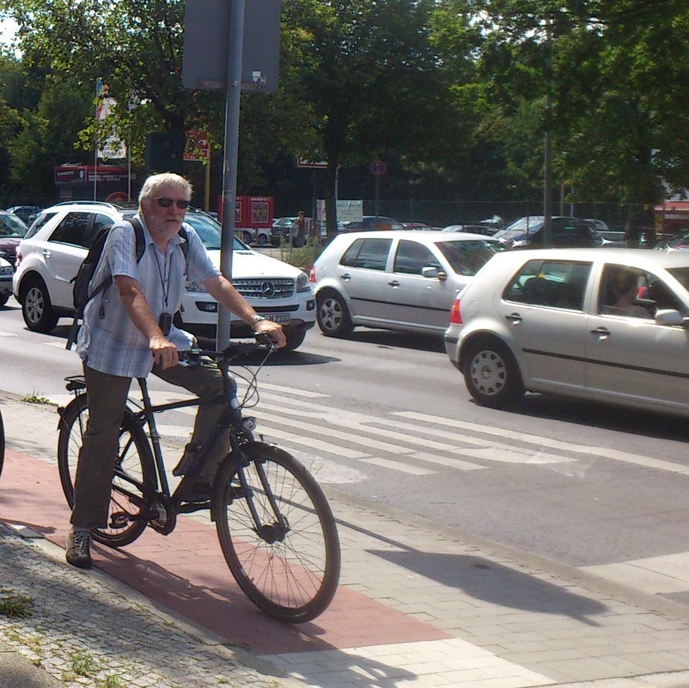 Radrouten in Berlin