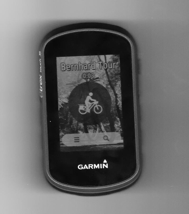 Praxis Garmin Etrex 35 Touch
