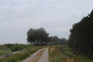 Ausflüge auf dem Ostseeküstenradweg Polen