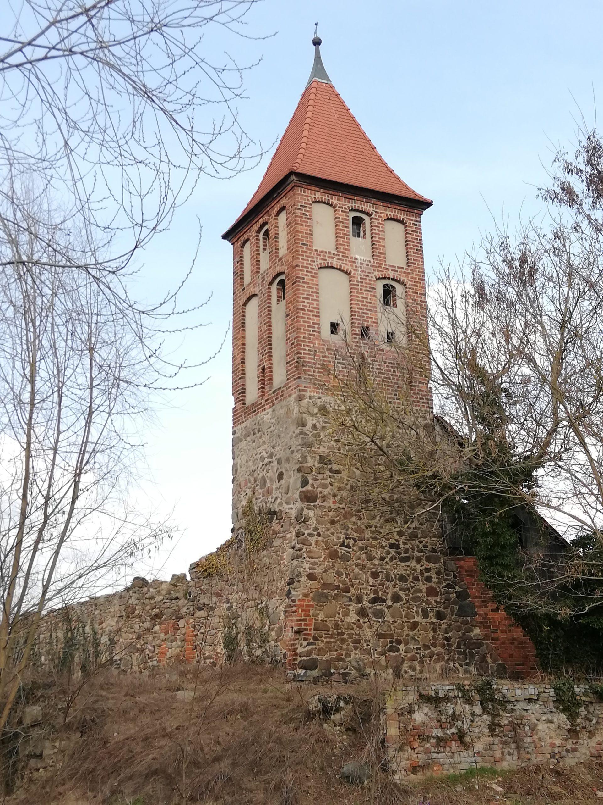 Jüterbog, Mäuseturm