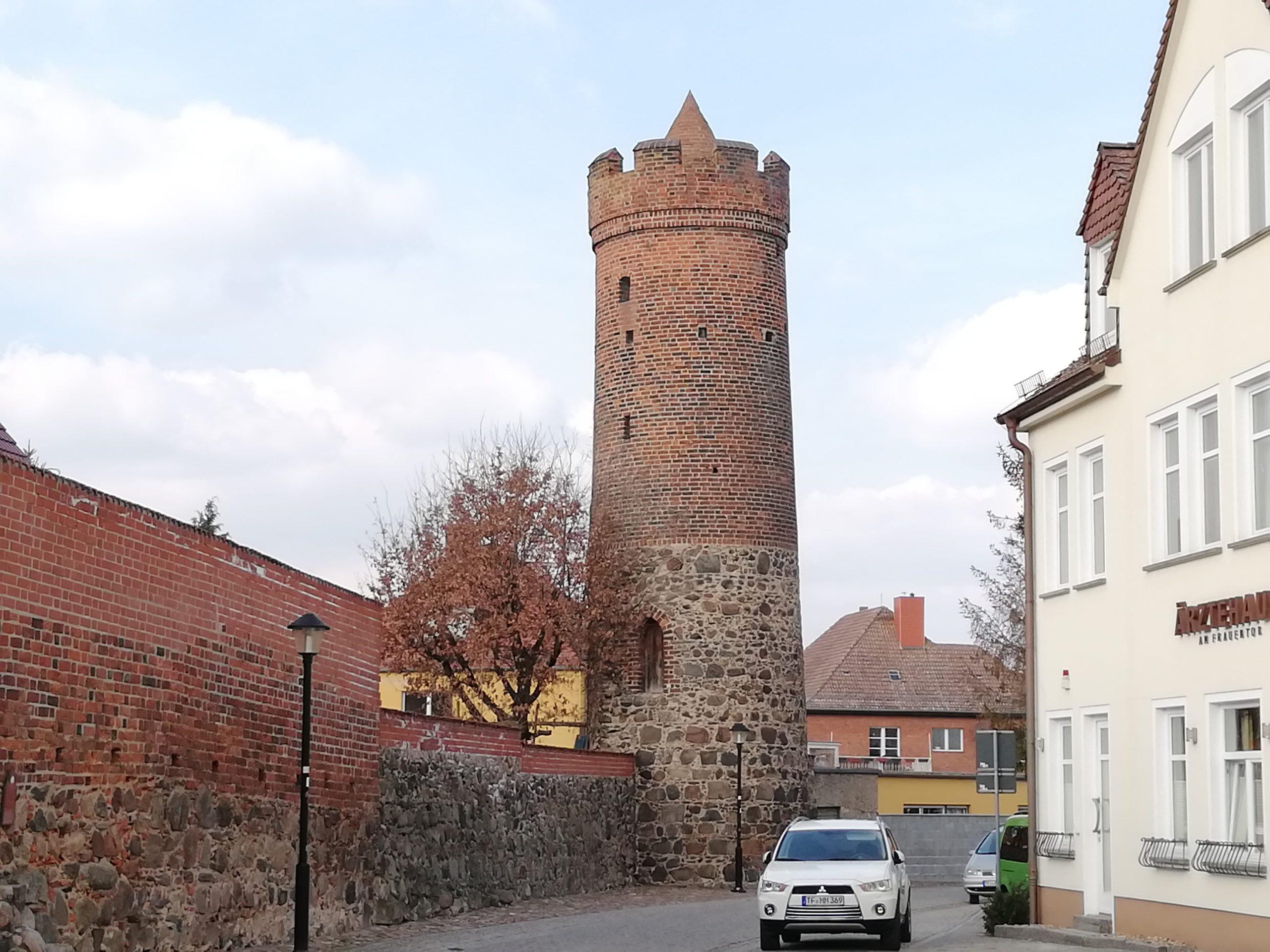 Jüterbog, Stadtbefestigung