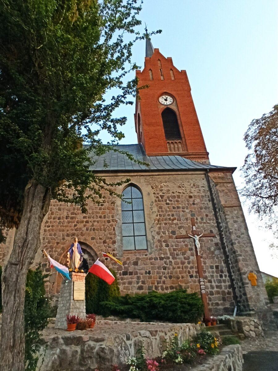 Kirche in Cedynia