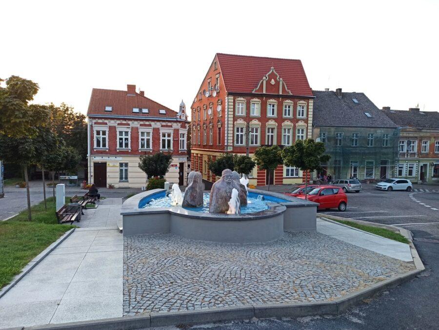 Marktplatz Cedynia